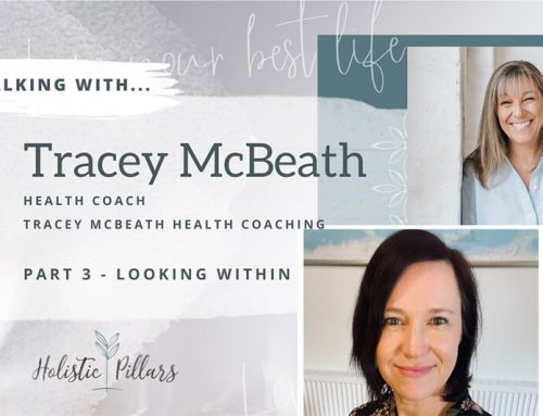 Health Coaching beyond food with Tracey McBeath