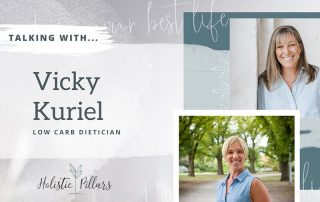 The benefits of a LCHF lifestyle with Vicky Kuriel