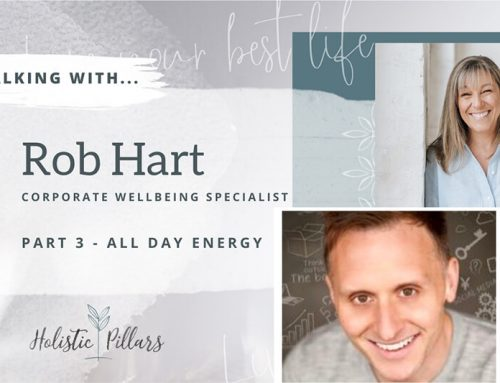 All Day Energy with Rob Hart